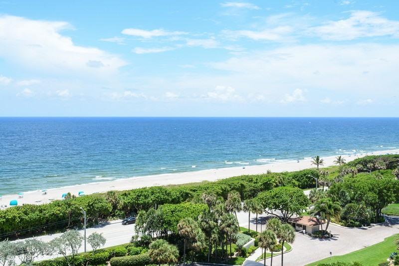 共管式独立产权公寓 为 销售 在 4301 N Ocean Boulevard # 1107 4301 N Ocean Boulevard # 1107 博卡拉顿, 佛罗里达州 33431 美国