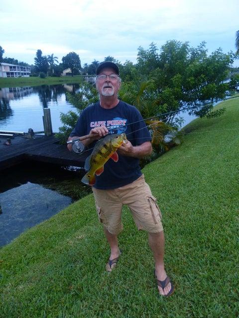 Fishing Rainberry Lake