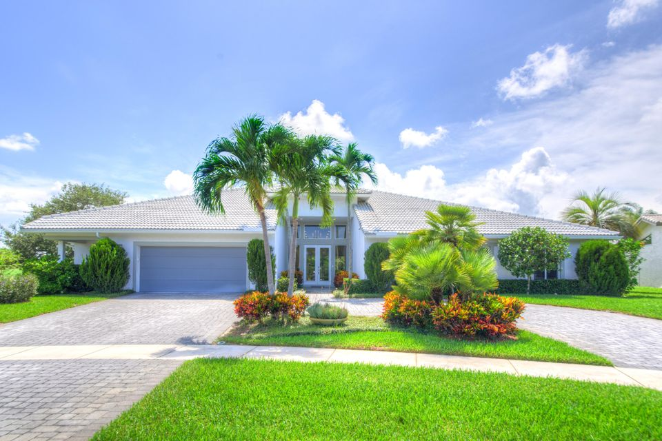 Single Family Home for Sale at 16860 Silver Oak Circle 16860 Silver Oak Circle Delray Beach, Florida 33445 United States