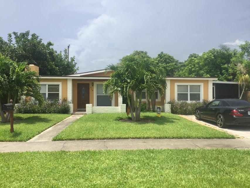 910 W Drew Street, Lantana, FL 33462