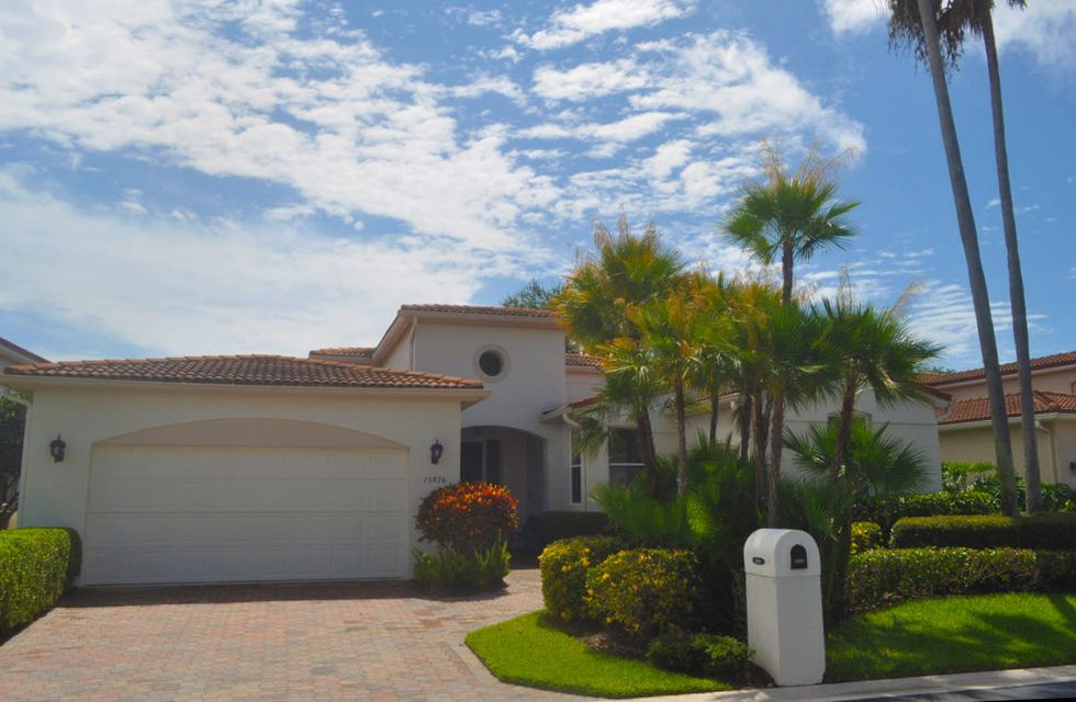 15876 Westerly Terrace  Jupiter FL 33477