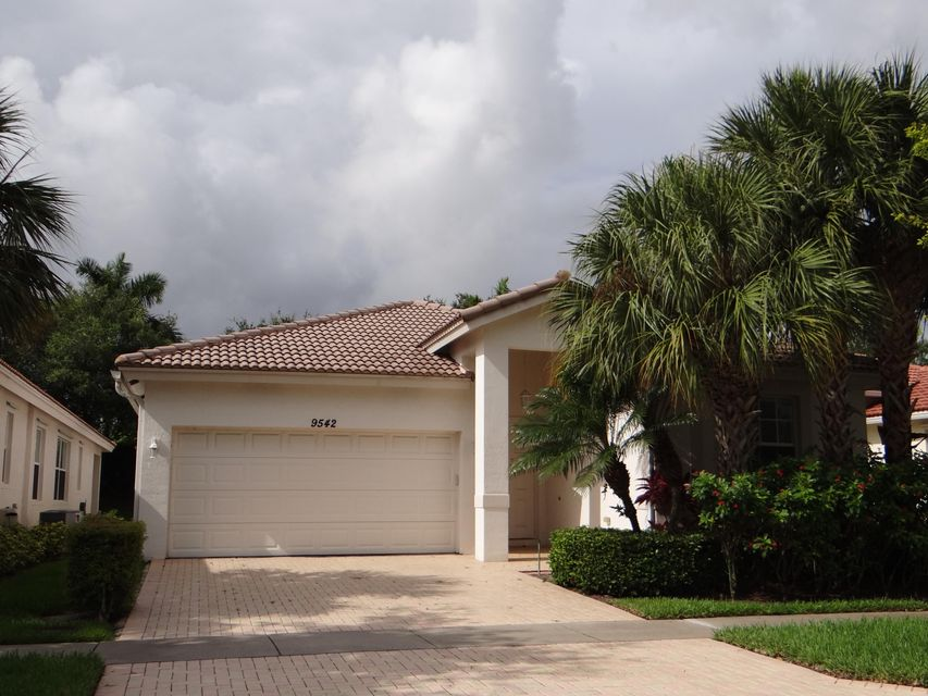 Single Family Home for Sale at 9542 Sandpiper Lane West Palm Beach, Florida 33411 United States
