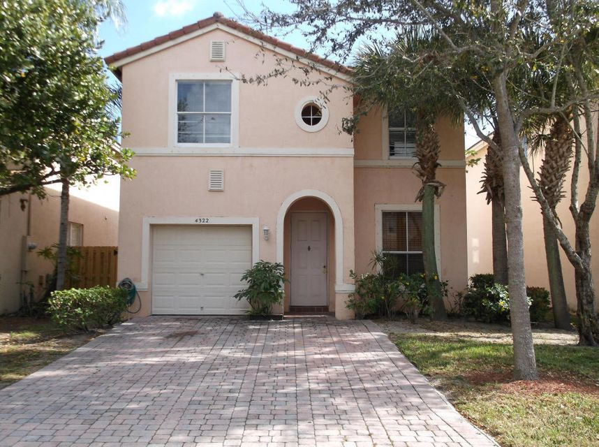 Rentals للـ Rent في 4322 Lake Tahoe Circle 4322 Lake Tahoe Circle West Palm Beach, Florida 33409 United States