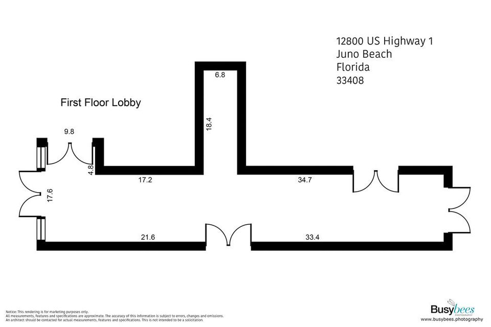 Additional photo for property listing at 12800 Us H'Way 1  Juno Beach, Florida 33408 Estados Unidos