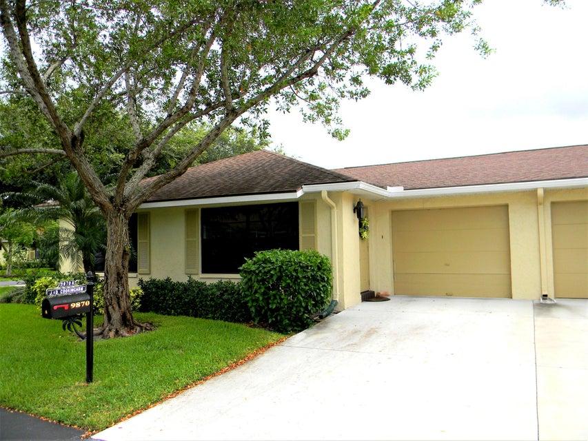 Bent Tree Villas East Condo 9870 Pecan-tree Drive
