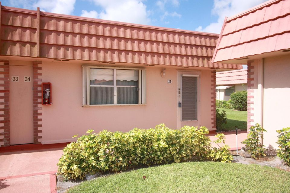 Additional photo for property listing at 34 Valencia B  Delray Beach, Florida 33446 Estados Unidos