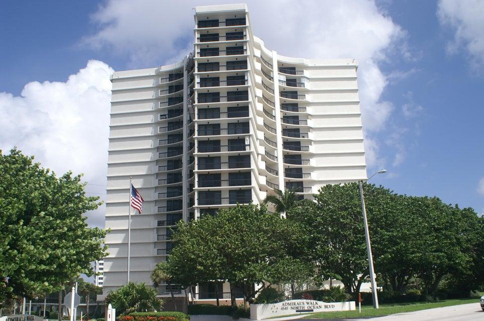 4545 N Ocean Boulevard 8d, Boca Raton, FL 33431