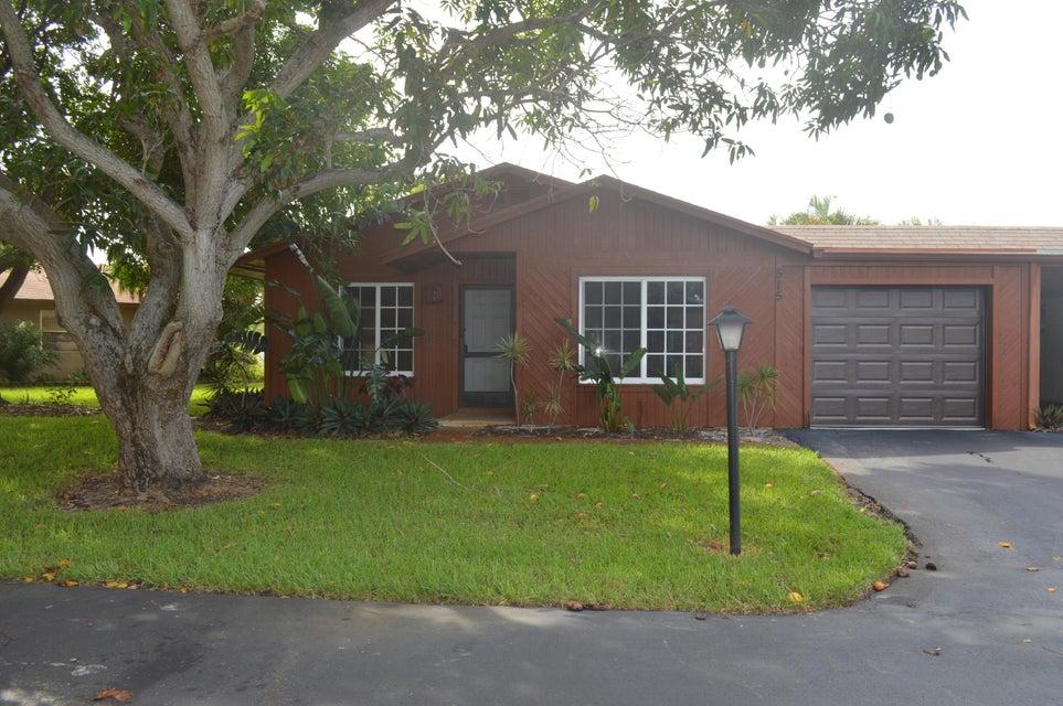 515 SE 27th Terrace, Boynton Beach, FL 33435