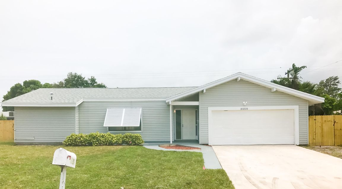 3650 Barkis Avenue, Boynton Beach, FL 33436