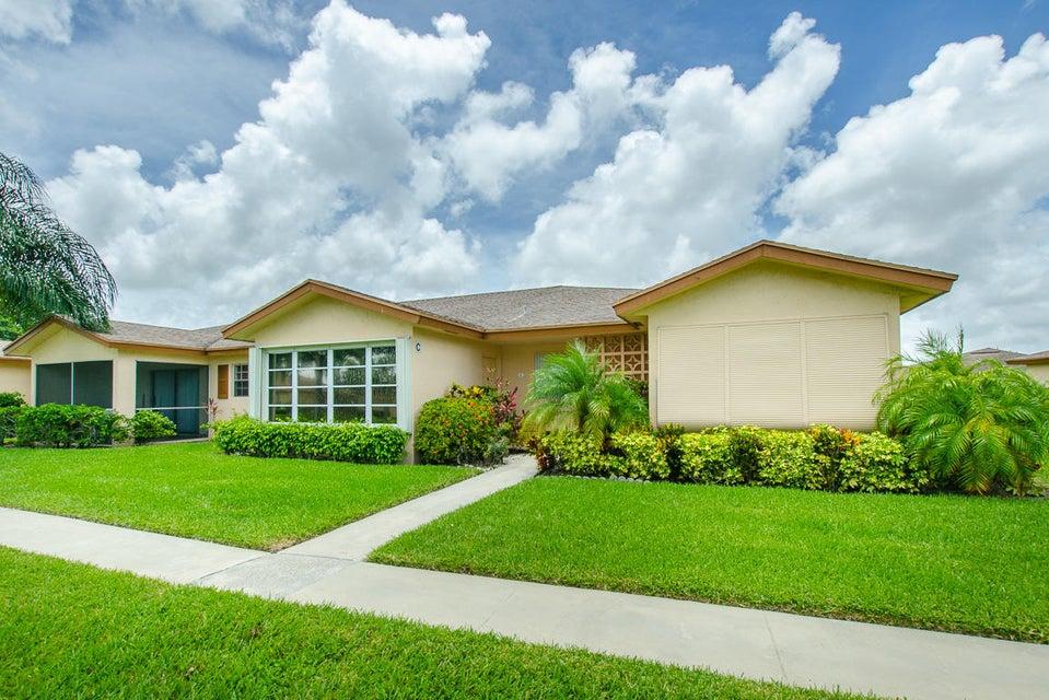 14719 Canalview Drive C, Delray Beach, FL 33484