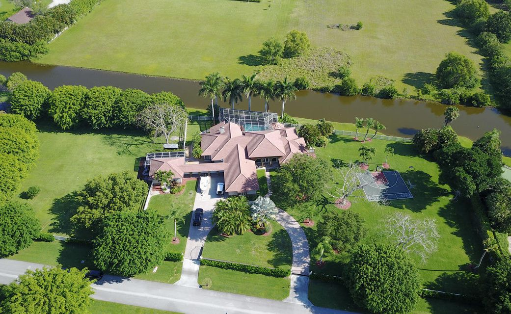 Single Family Home for Sale at 10323 El Caballo Court Delray Beach, Florida 33446 United States
