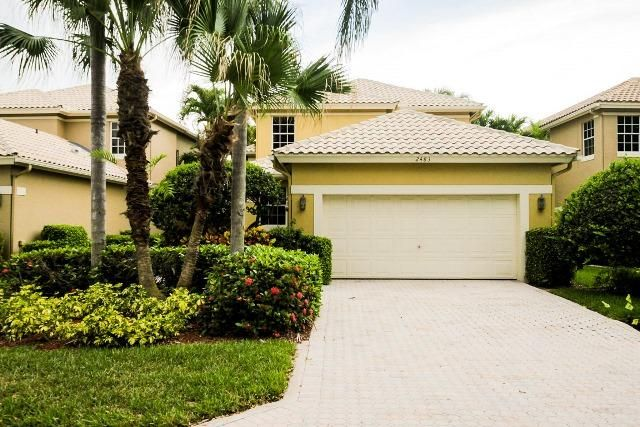 Single Family Home for Sale at 2483 NW 66th Drive Boca Raton, Florida 33496 United States