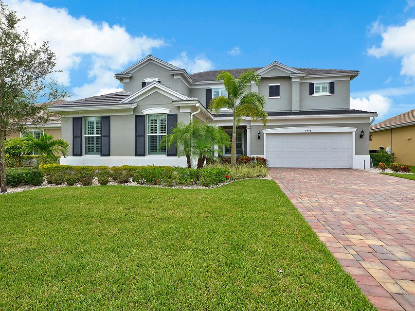Single Family Home for Sale at 9448 Wrangler Drive Lake Worth, Florida 33467 United States