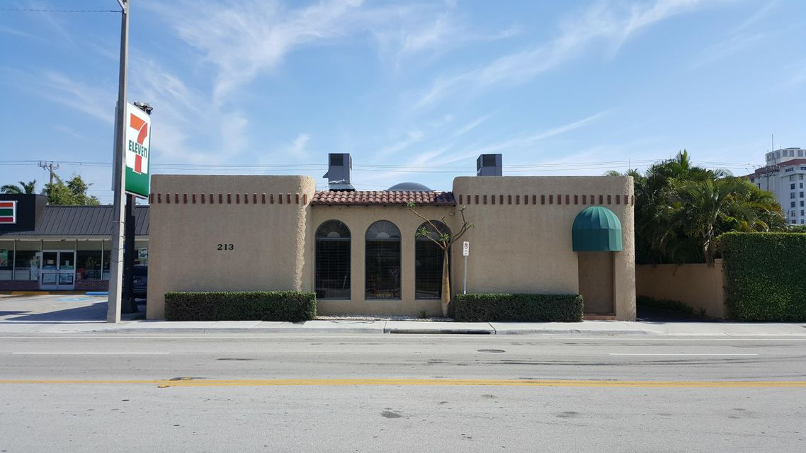 Commercial / Industrial for Sale at 213 Southern Boulevard 213 Southern Boulevard West Palm Beach, Florida 33405 United States