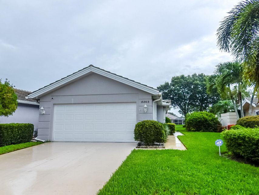 1535 NW Amherst Drive B, Saint Lucie West, FL 34986