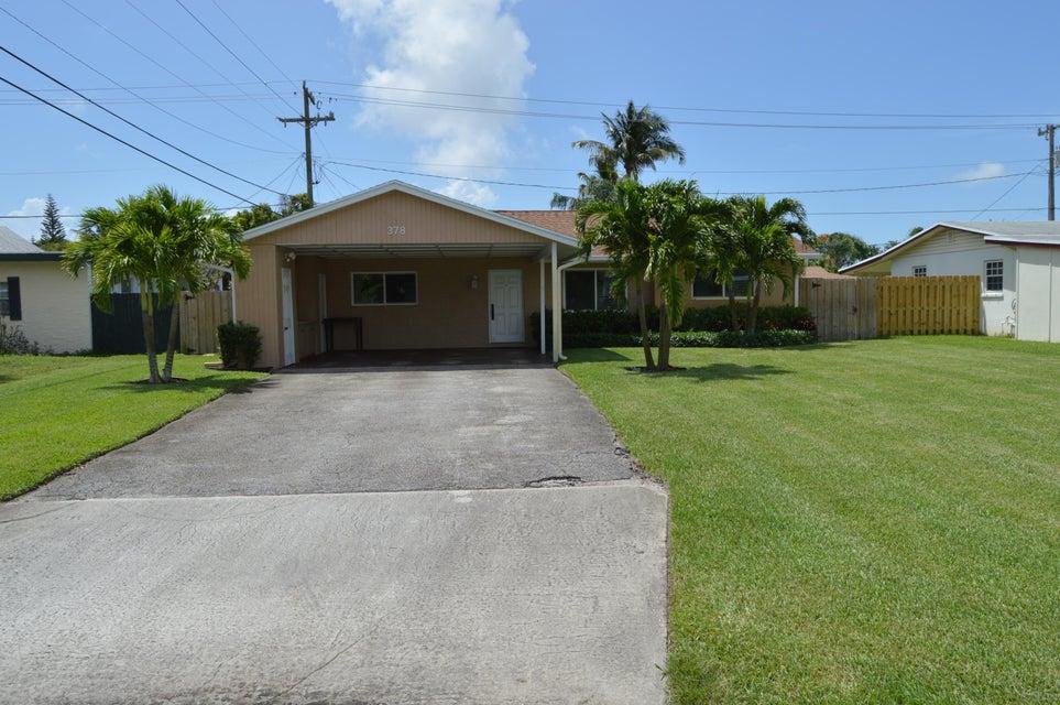 378 Garden Boulevard, Palm Beach Gardens, FL 33418