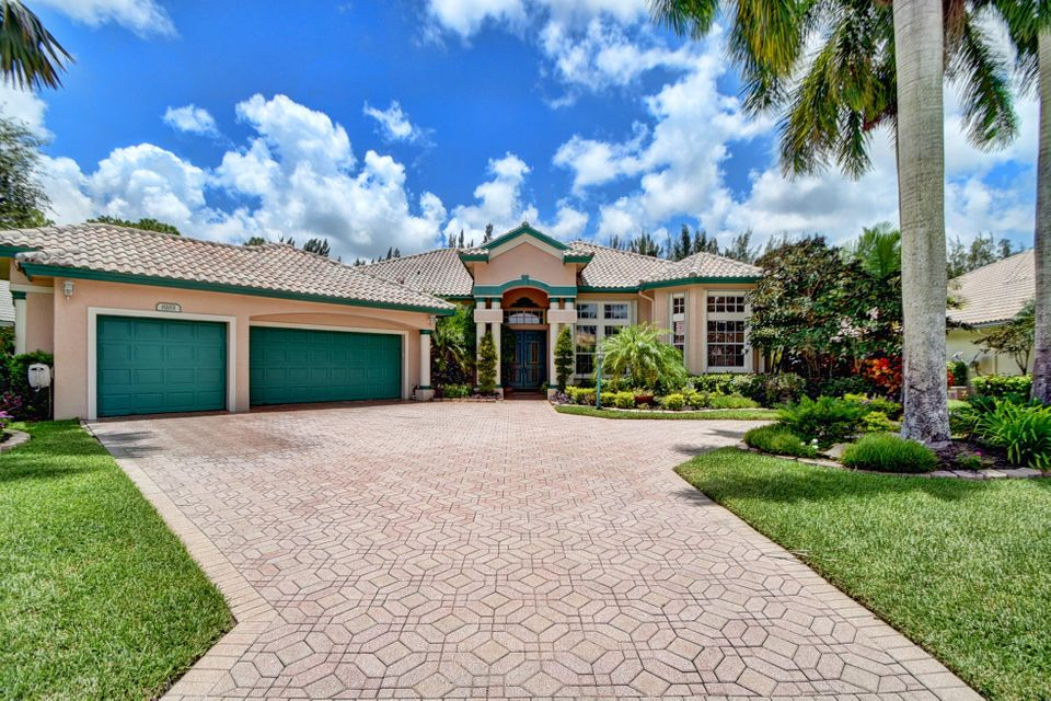 Additional photo for property listing at 8161 Muirhead Circle 8161 Muirhead Circle Boynton Beach, Florida 33472 United States