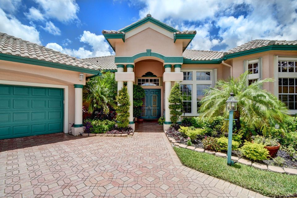 Additional photo for property listing at 8161 Muirhead Circle  Boynton Beach, Florida 33472 United States