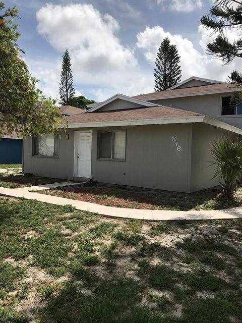 816 W Tiffany Drive 1, West Palm Beach, FL 33407