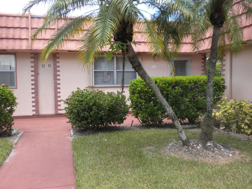 Additional photo for property listing at 51 Valencia C 51 Valencia C Delray Beach, Florida 33446 Vereinigte Staaten