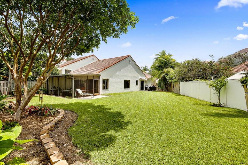 Maison unifamiliale pour l Vente à 21690 Cromwell Circle Boca Raton, Florida 33486 États-Unis