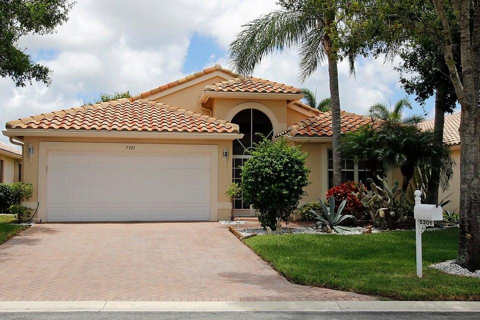 5301 Angel Wing Drive, Boynton Beach, FL 33437