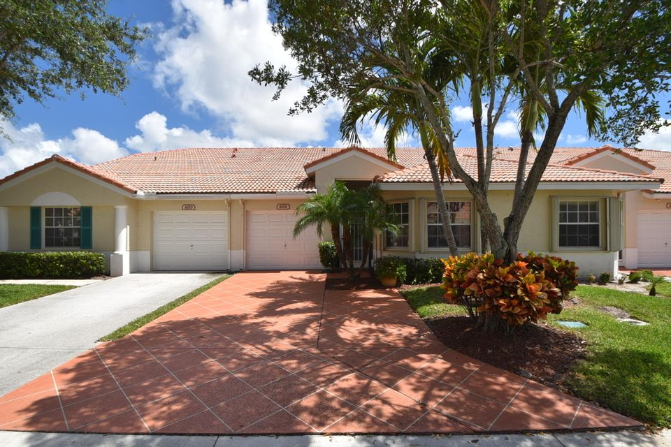FLORAL LAKES 1 home 6174 Lake Hibiscus Drive Delray Beach FL 33484