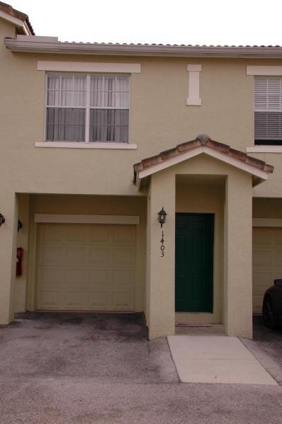 1403 Belmont Place, Boynton Beach, FL 33436