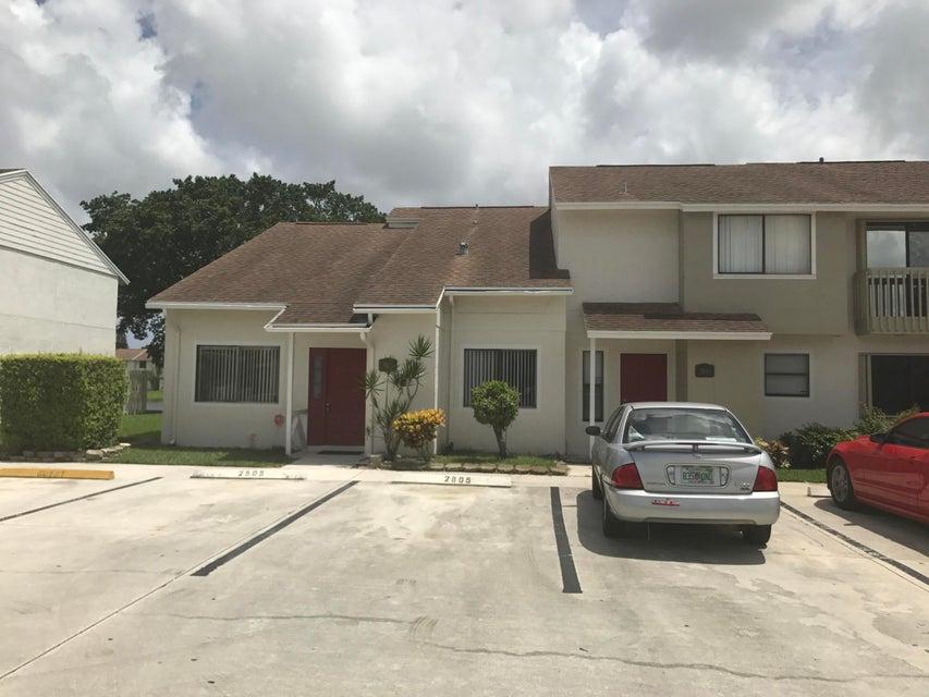 2805 Canalside Drive, Greenacres, FL 33463