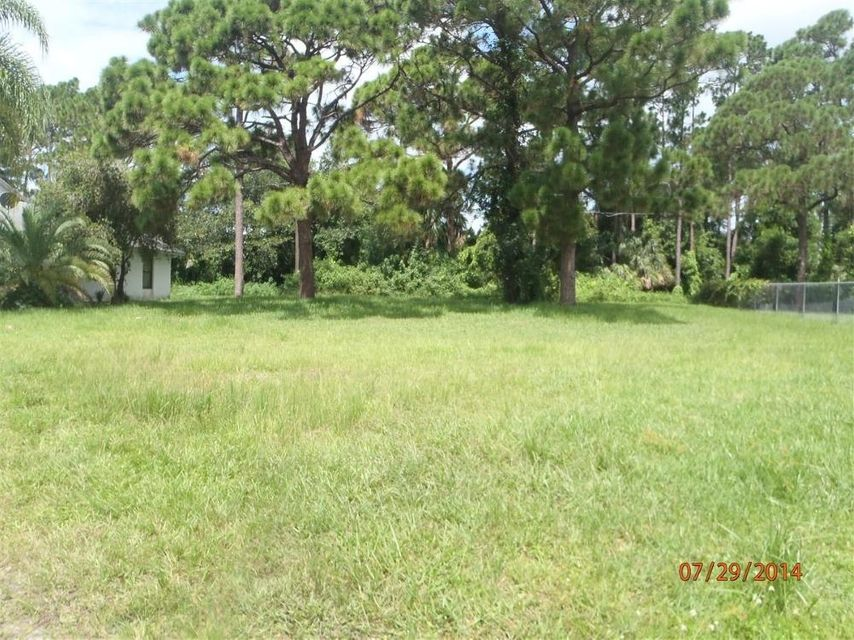 Land for Sale at 1682 SE Floresta Drive St. Lucie West, Florida 34953 United States