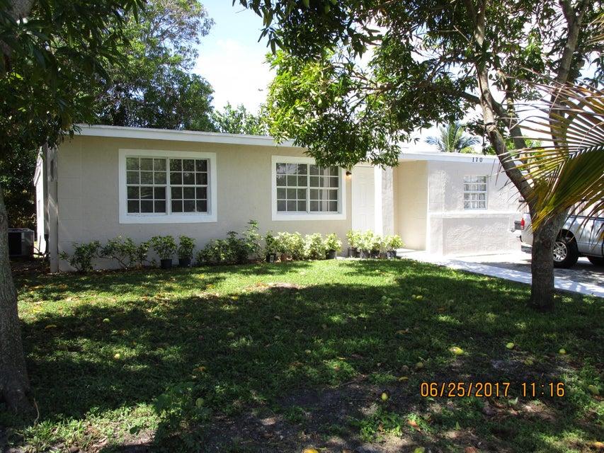 170 Plum Tree Drive, Lantana, FL 33462