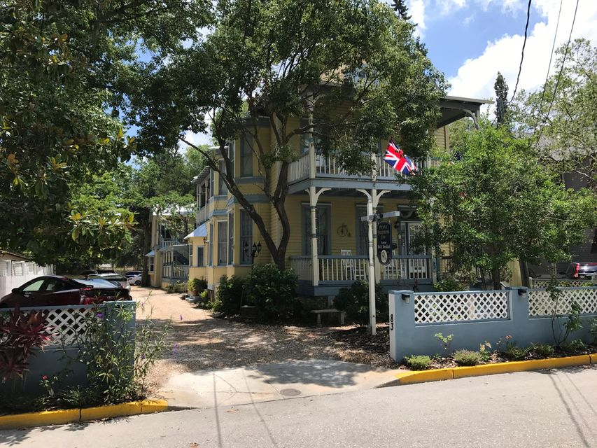 Hospitality for Sale at 83 Cedar Street 83 Cedar Street St. Augustine, Florida 32084 United States