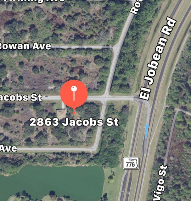Land for Sale at 2863 Jacobs Street Port Charlotte, Florida 33953 United States