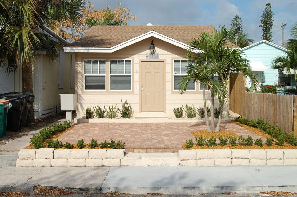 Triplex for Sale at 111 L Street Lake Worth, Florida 33460 United States