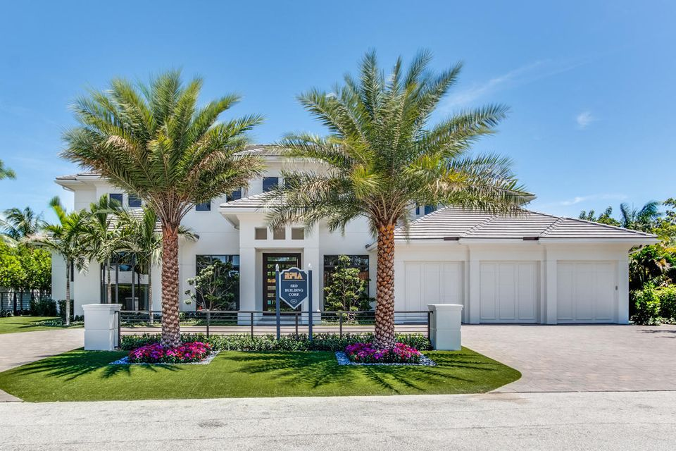 252 S Silver Palm Road