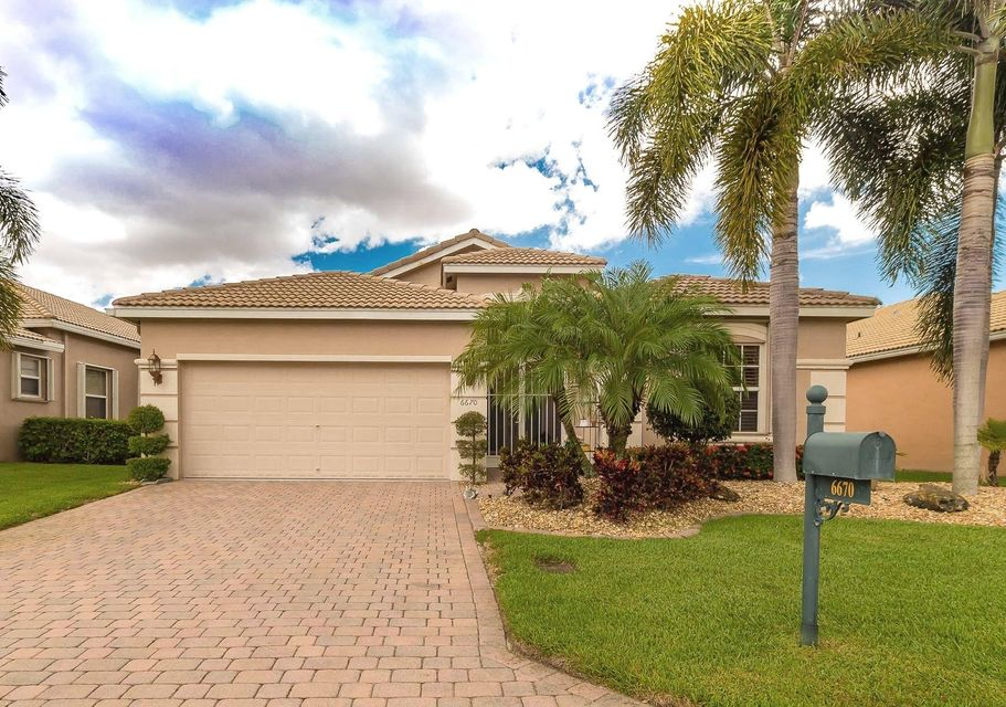 6670 Via Dante, Lake Worth, FL 33467