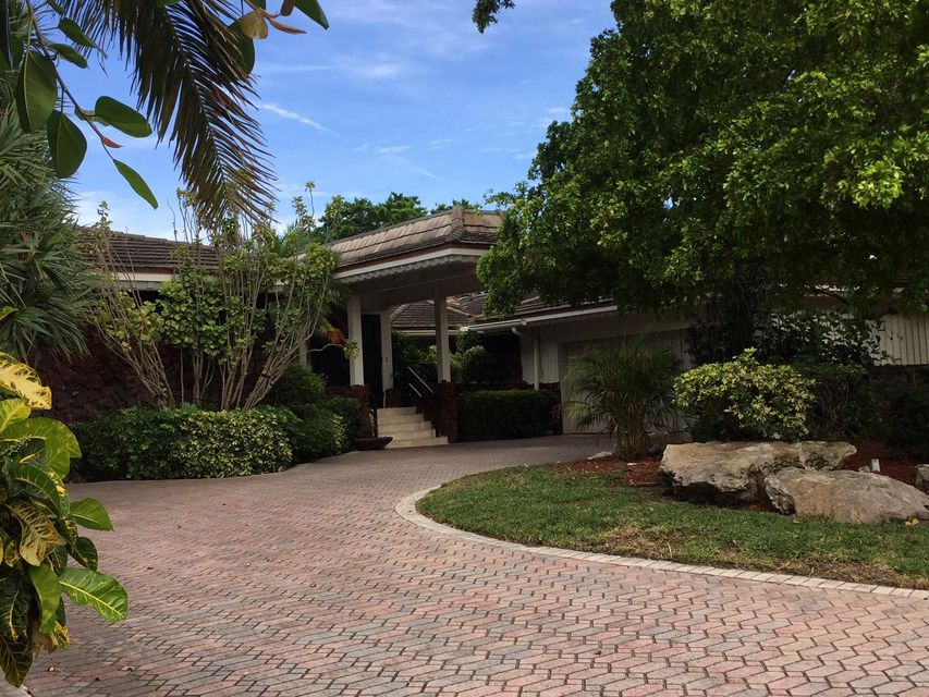 Terreno por un Venta en 2221 Spanish River Road 2221 Spanish River Road Boca Raton, Florida 33432 Estados Unidos