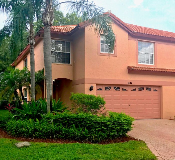 1147 Via Jardin 1147, Riviera Beach, FL 33418