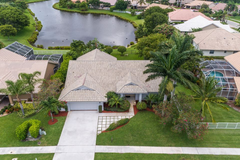 Single Family Home for Sale at 6448 Blue Bay Circle Lake Worth, Florida 33467 United States