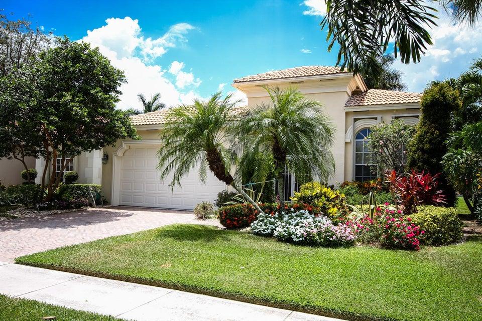 CORAL LAKES home 12872 Coral Lakes Drive Boynton Beach FL 33437