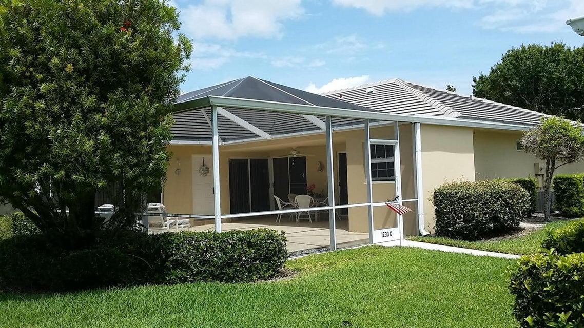 1233 NW Sun Terrace Circle C, Port Saint Lucie, FL 34986