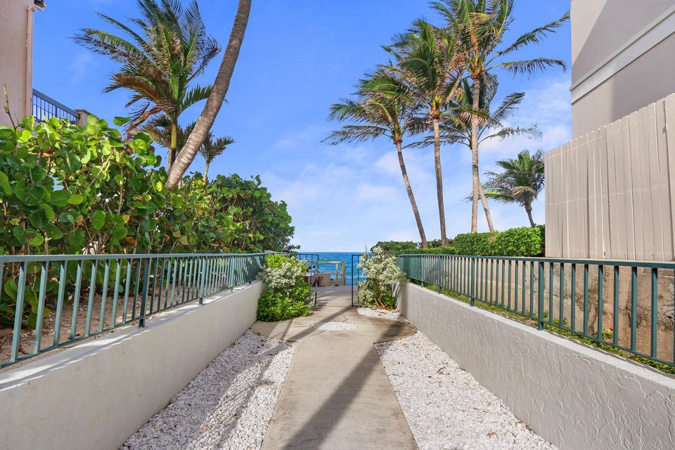 Additional photo for property listing at 1119 Highland Beach Drive  Highland Beach, Florida 33487 Vereinigte Staaten