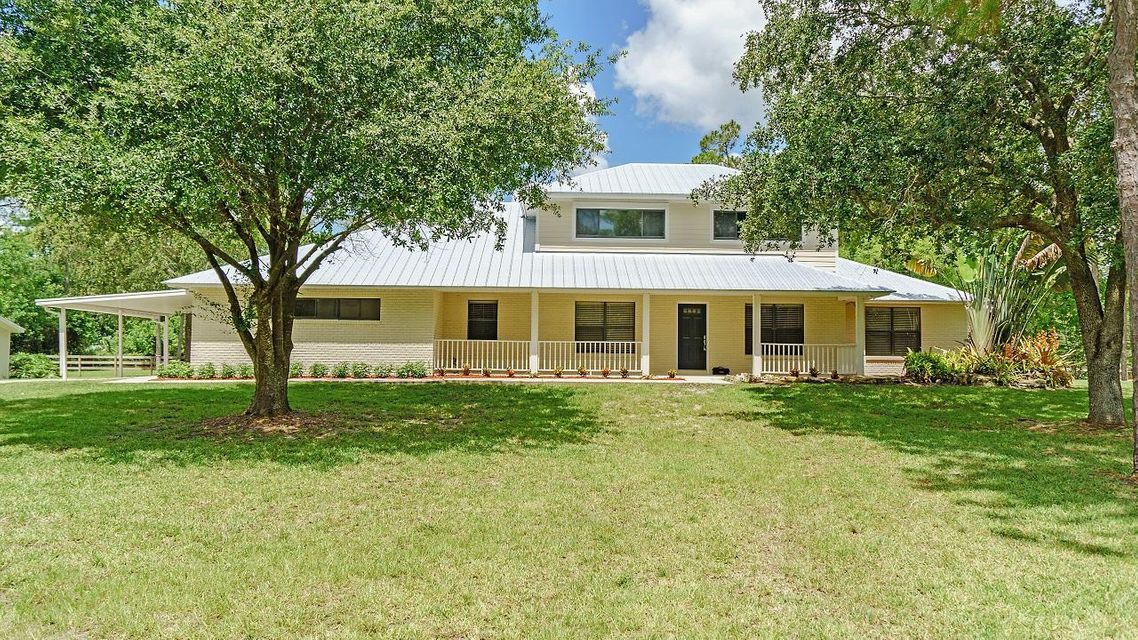 Maison unifamiliale pour l Vente à 5752 SW Mistletoe Lane Palm City, Florida 34990 États-Unis