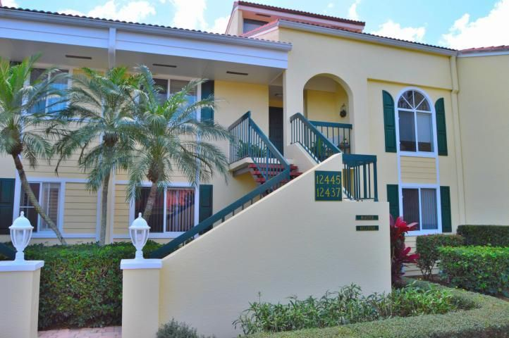 Co-op / Condominio por un Alquiler en 12445 S Harbor Ridge Boulevard Palm City, Florida 34990 Estados Unidos