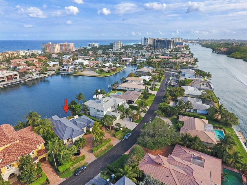 Location pour l Vente à 4313 Intracoastal Drive 4313 Intracoastal Drive Highland Beach, Florida 33487 États-Unis