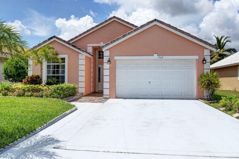 1562 Carriage Brooke Drive, Wellington, FL 33414