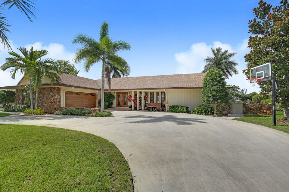 4804 Palo Verde Drive, Boynton Beach, FL 33436