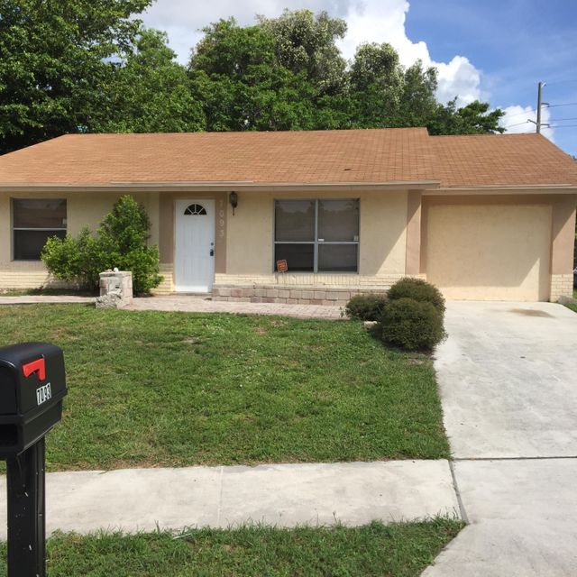 7093 Glenwood Drive, Boynton Beach, FL 33436