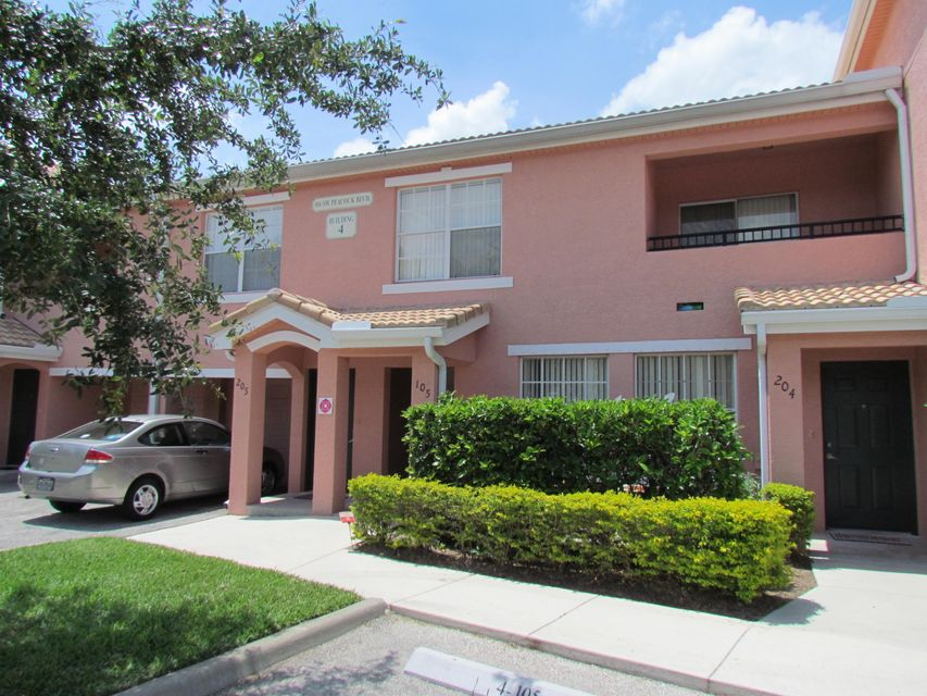 106 SW Peacock Boulevard 4-105, Port Saint Lucie, FL 34986