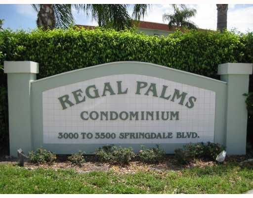 3400 Springdale Boulevard 316, Palm Springs, FL 33461